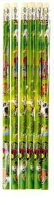 Farm Theme Pencil - 6 Pack