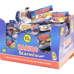 HARIBO Starmix Sweets Mini Bag 16 g (Pack of 100)
