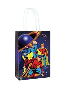 Super Hero Paper Party Bag