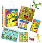 Smiley Faces Theme Premium Pre Filled Party Bag Contents