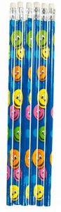 Smiley Faces Theme Pencil
