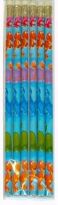 Dinosaur Theme Pencil - 6 Pack