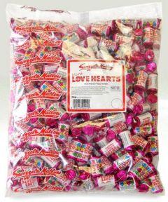 Swizzels Matlow Mini Love Hearts 3 kg bag