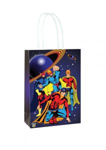 Super Hero Paper Party Bag
