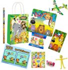 Jungle Theme Premium Pre Filled Party Bag Contents