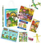 Farm Theme Premium Pre Filled Party Bag Contents