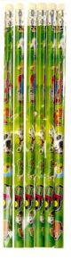 Farm Themed Pencil - 6 Pack