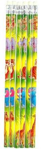 Jungle Theme Pencil - 6 Pack