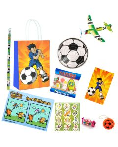 Football Party Bag Contents