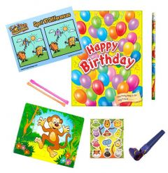 Happy Birthday Yellow Main Product Image