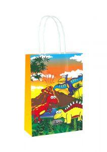 Dinosaur Paper Loot Bag