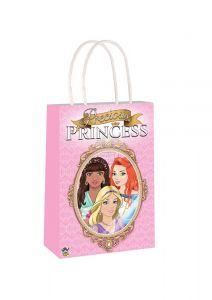 Princess Themed Paper Loot Bag