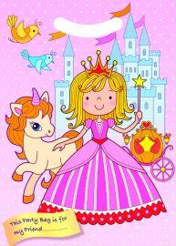 Princess Themed Loot Bag