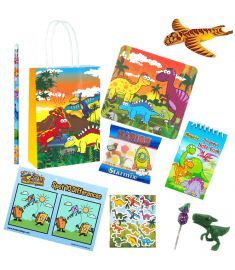 Dinosaur Party Bag Contents