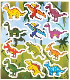 Dinosaur Themed Stickers