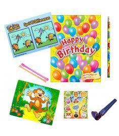 Happy Birthday Yellow Main Product Image