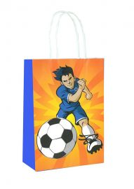 Football Themed Paper Loot Bag
